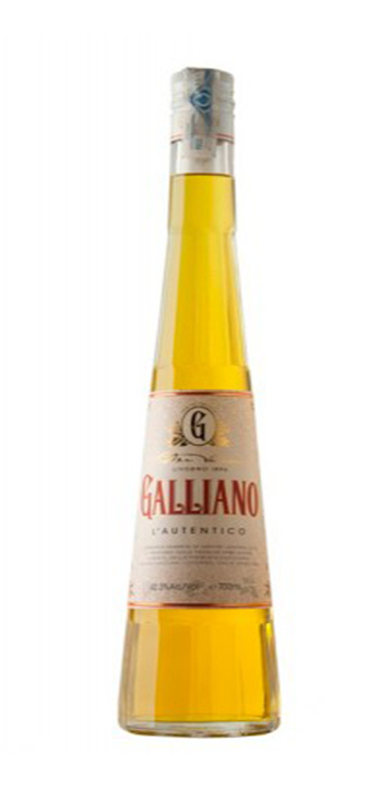Licor De Hierbas Galliano