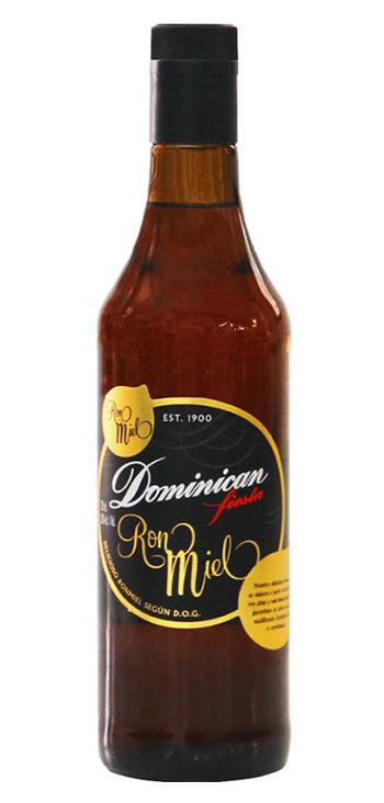 Ron Miel Dominican Fiesta