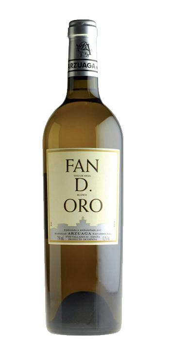 Vino Blanco Fan D. Oro de Arzuaga