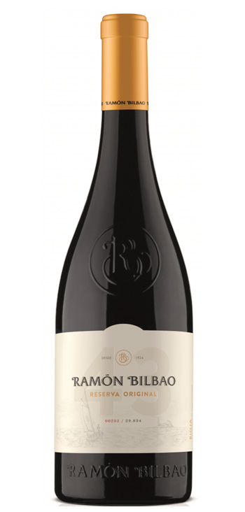 Vino Tinto Ramon Bilbao Original