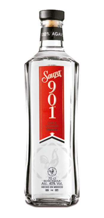 Tequila Sauza 901 Silver
