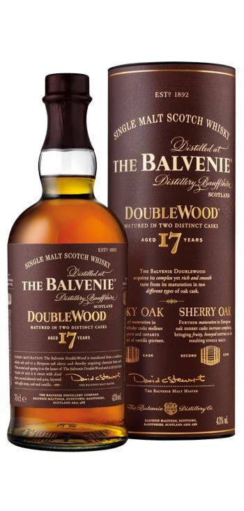 Whisky The Balvenie 17 Años