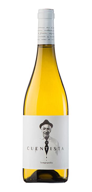 Vino Blanco El Cuentista