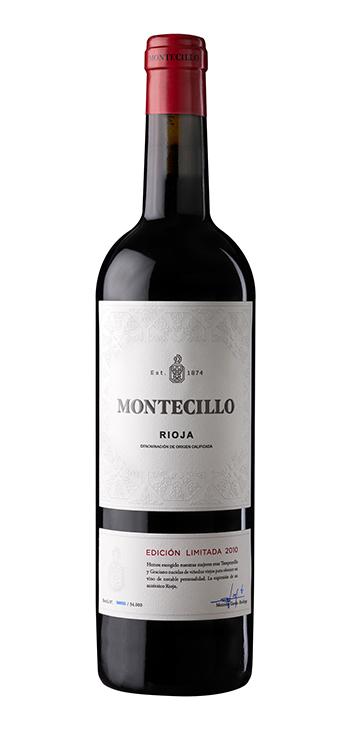 Vino Tinto Montecillo Edición Limitada