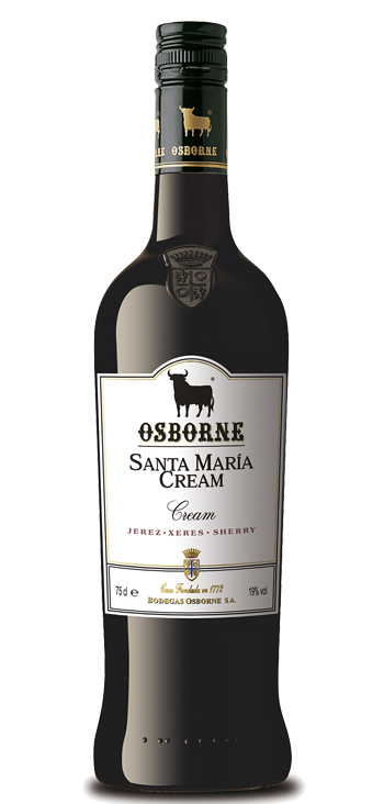 Vino Dulce Santa María Cream