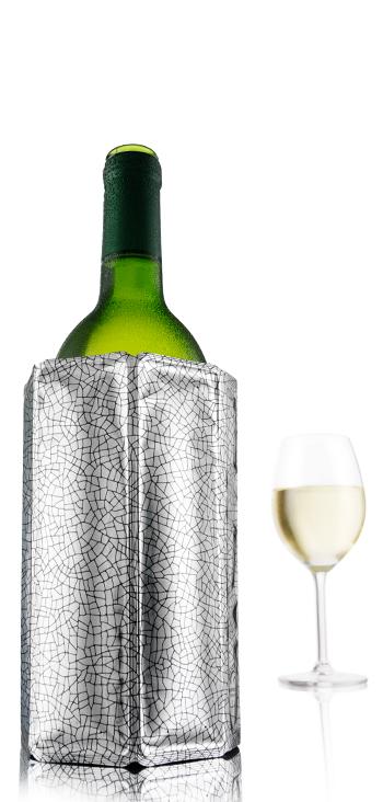Enfriador de Vino Silver Vacu Vin