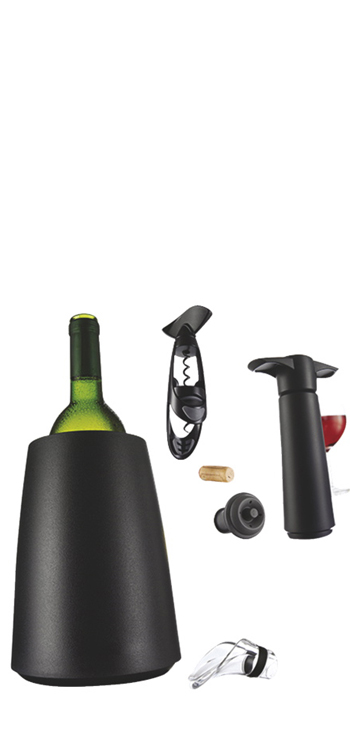 Estuche Wine Set Vacu Vin