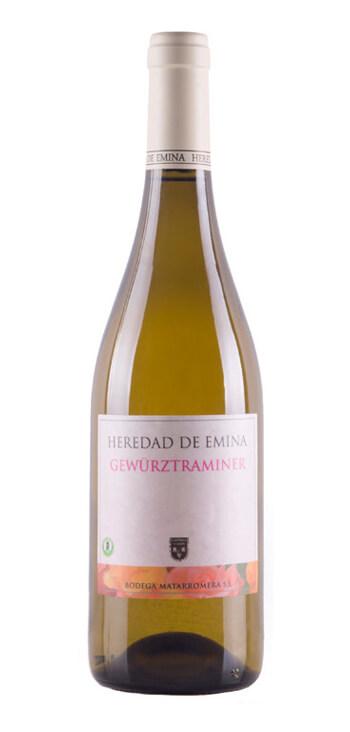 Vino Blanco Heredad de Emina Gewürztraminer