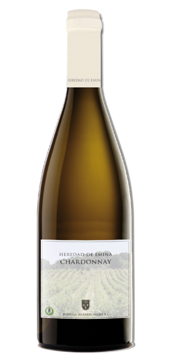 Vino Blanco Heredad de Emina Chardonnay