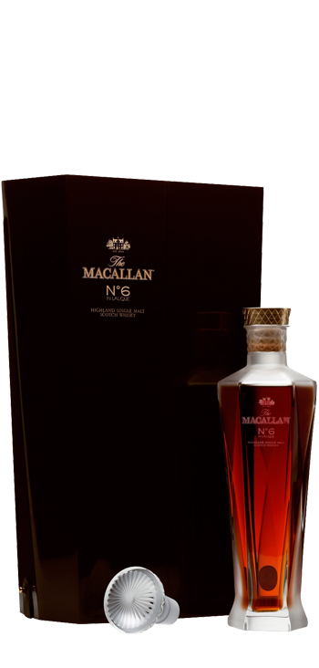 Whisky Macallan Decanter No. 6