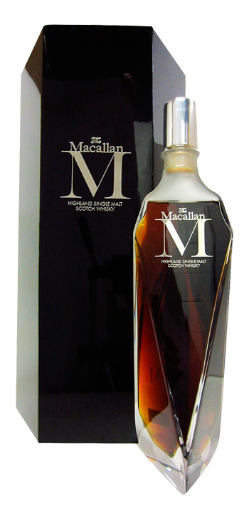 Whisky Macallan M Decanter