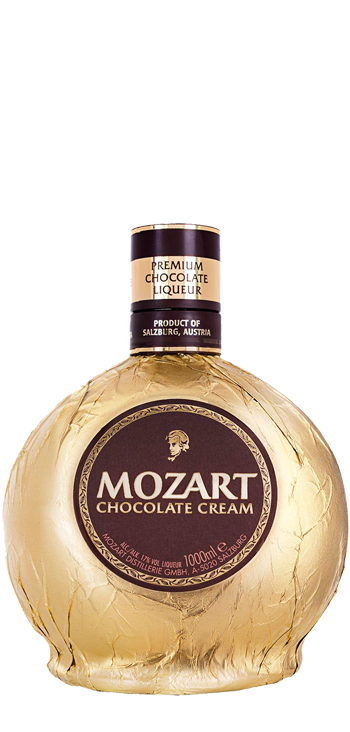 Licor Mozart Chocolate Cream