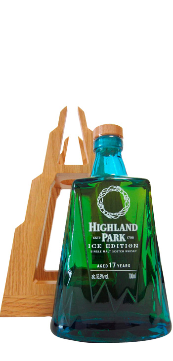 Whisky Highland Park Ice