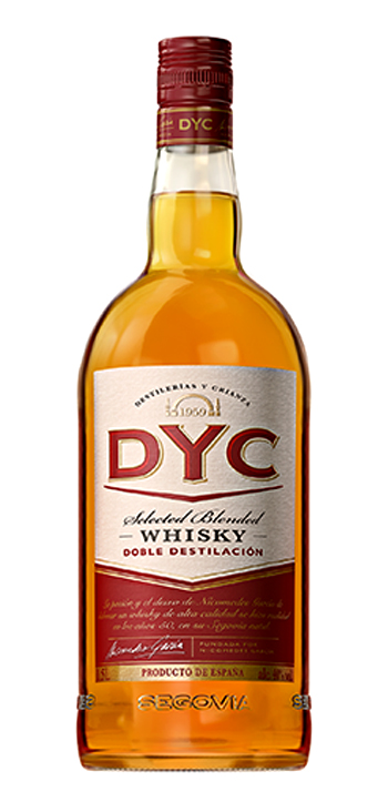 Whisky DYC 5 Años 150cl