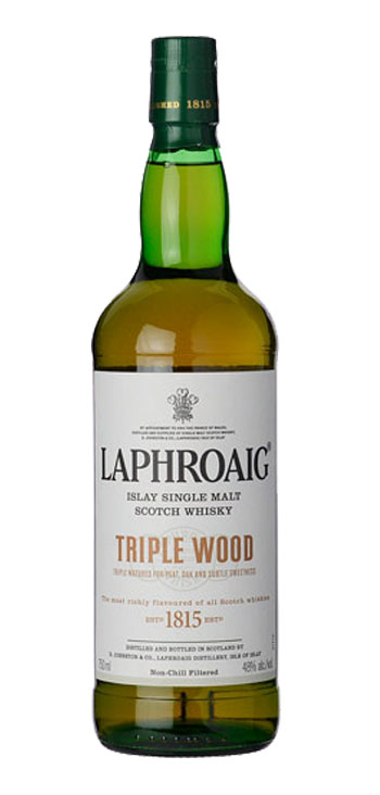 Whisky Laphroaig Triple Woods