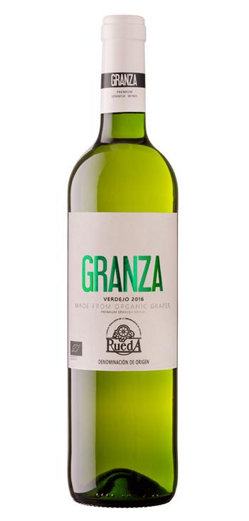 Vino Blanco Granza Verdejo