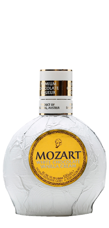 Licor Mozart White Chocolate Cream