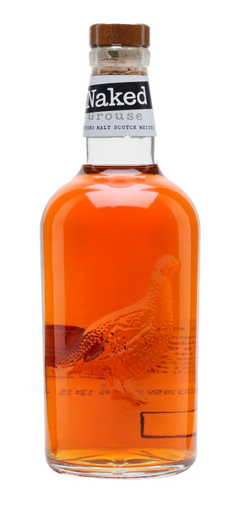 Whisky Naked Grouse