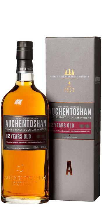 Whisky Auchentoshan 12 years old malt