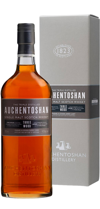 Whisky Auchentoshan Three Wood Malt