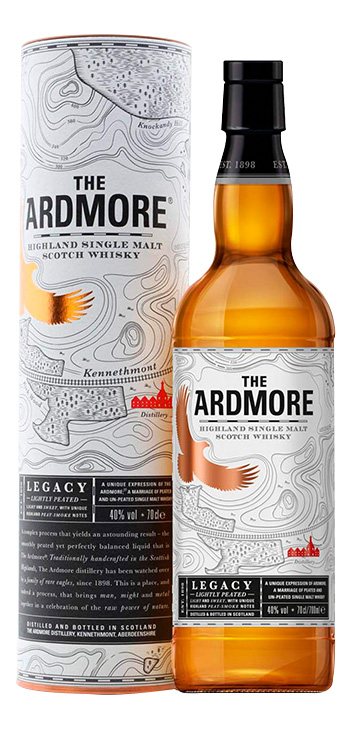 Whisky The Ardmore Legacy