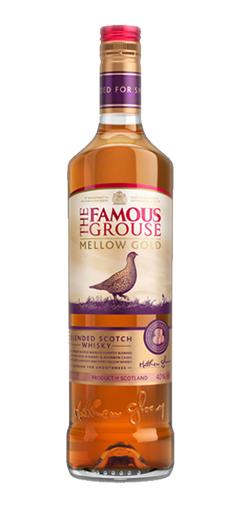 Whisky Famous Grouse Mellow Gold