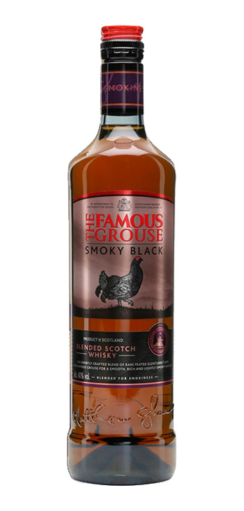 Whisky Famous Grouse Smoky Black