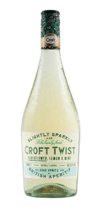 Vino Espumoso Croft Twist Frizzante