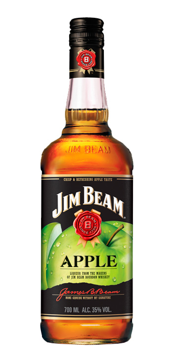 Whisky Jim Beam Apple