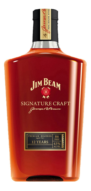 Whisky Jim Beam Signature Craft