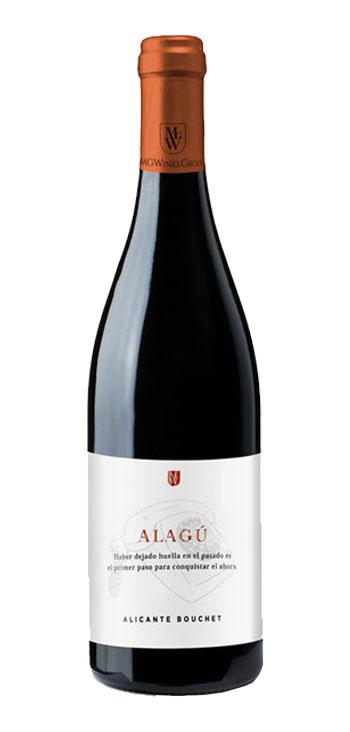 Vino Tinto Alagú Alicante Bouschet