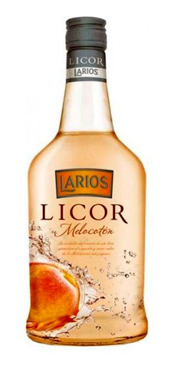 Licor De Melocotón Larios