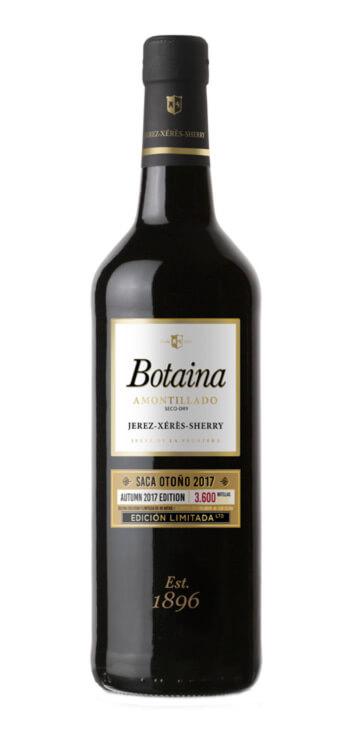 Vino Generoso Amontillado Botaina