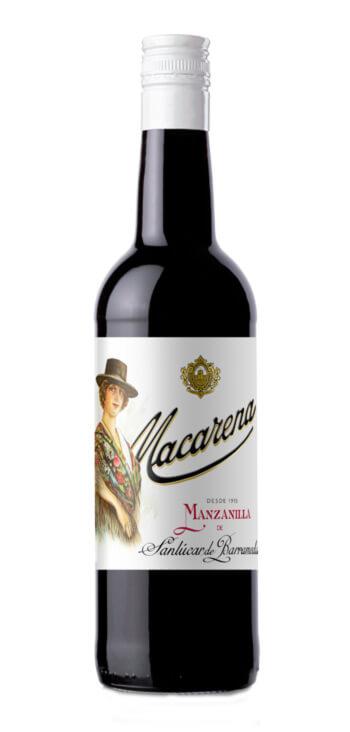 Vino Manzanilla Macarena