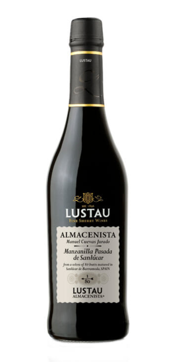 Vino Manzanilla Pasada de Sanlúcar Lustau