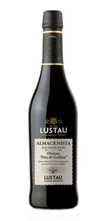 Vino Oloroso Pata de Gallina Lustau