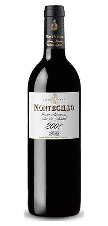 Vino Tinto Montecillo Gran Reserva Selección Especial 2001