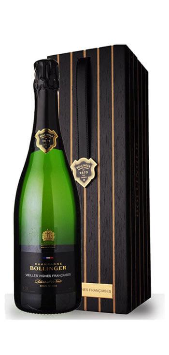 Champagne Bollinger Veilles Vignes Francaises 2006 - Con Estuche (Caja de Madera)