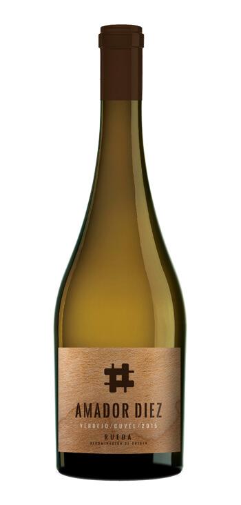 Vino Blanco Amador Diez Cuvée Especial