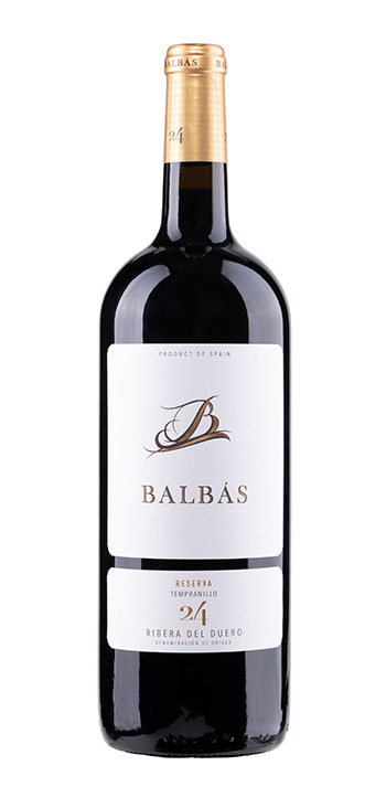 Vino Tinto Balbás Reserva Magum