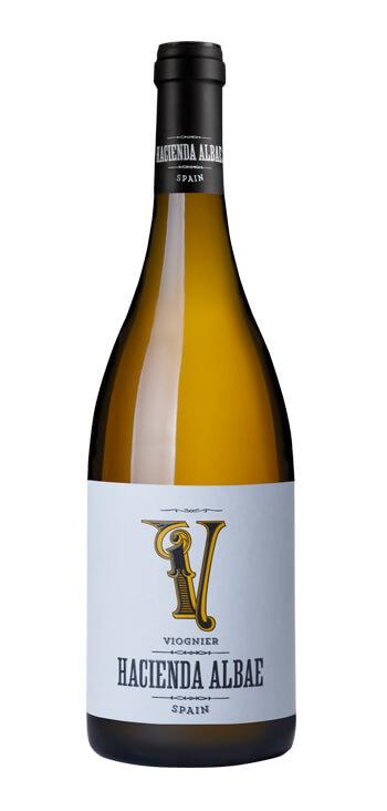 Vino Blanco Hacienda Albae Viognier