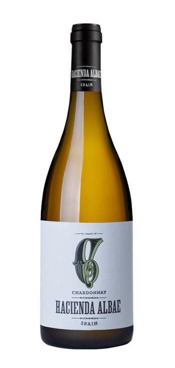 Vino Blanco Hacienda Albae Chardonnay