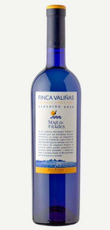 Vino Blanco Albariño Finca Valiñas