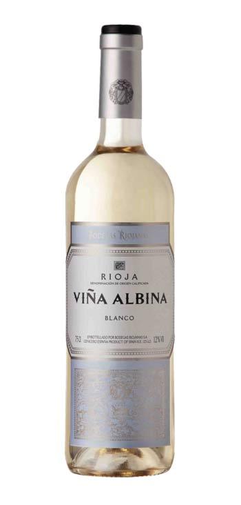 Vino Blanco Viña Albina