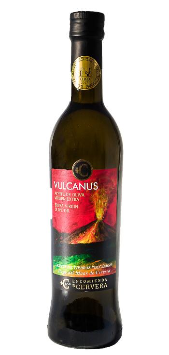 Aceite Vulcanus Arbequina