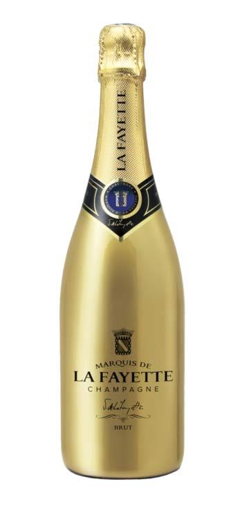Champagne Marquis de la Fayette Brut