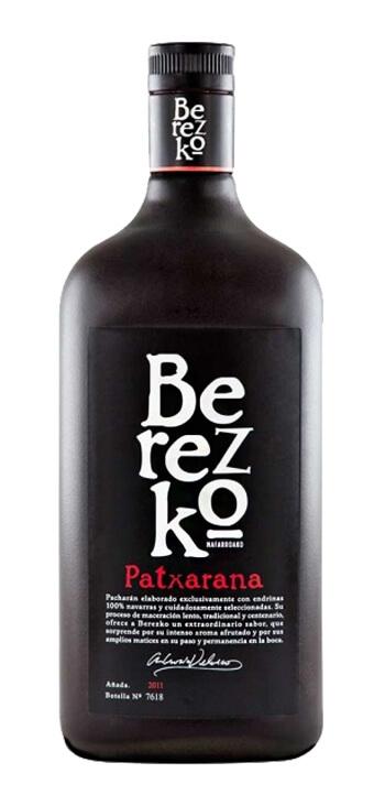 Pacharán Berezko