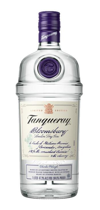Ginebra Tanqueray Bloomsbury