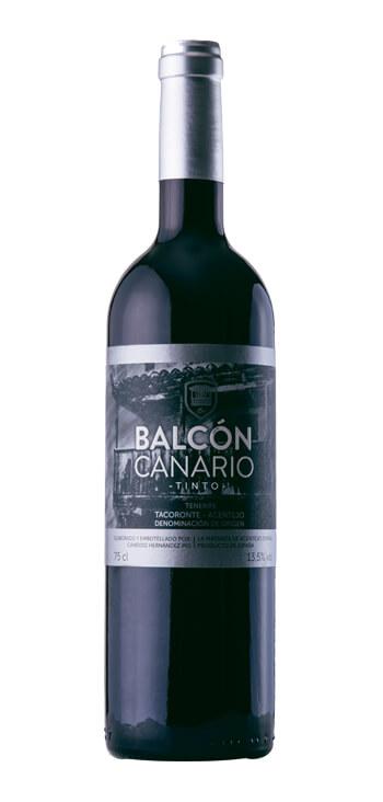 Vino Tinto Balcón Canario