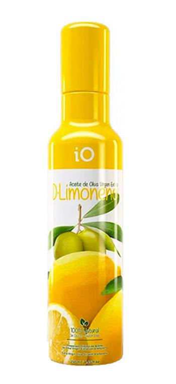 Aceite de Oliva Virgen Extra iO con D-Limoneno 250ml